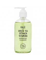 Youth To The People Kale Superfood Cleanser - Daily Gentle Face Wash with Spinach + Green Tea, Vegan Gel Cleanser - Clean Skincare (8oz)