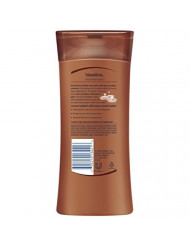 Vaseline Intensive Care Body Lotion - Cocoa Radiant - with Pure Cocoa Butter - Net Wt. 10 FL OZ (295 mL) Each - Pack of 3