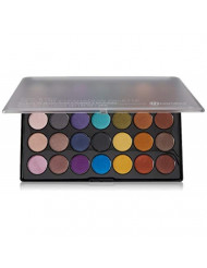 BH Cosmetics 28 Color Eyeshadow Palette, Foil Eyes