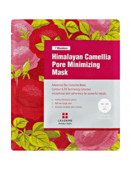 Leaders 7 Wonders Himalayan Camellia Pore Minimizing Mask 1 Sheet 1 01 fl oz 30 ml