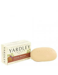 Yardley London Soaps Perfume By Yardley London 4.25 oz Cocoa Butter Naturally Moisturizing Bath Bar For Women - 100% AUTHENTIC