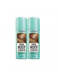 L'Oreal Paris Hair Color Root Cover Up Hair Dye Dark Blonde 2 Ounce (Pack of 2) (Packaging May Vary)