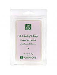 Three (3) Aromatique 2.7 Ounce Aroma Wax Melts - The Smell of Spring (3)