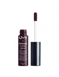 NYX PROFESSIONAL MAKEUP Intense Butter Gloss, Blueberry Tart, 0.27 Fluid Ounce