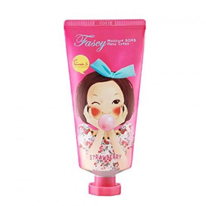 Fascy Tina's Moisture BOMB Hand Cream (STRAWBERRY)