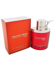 Yacht Man Red by Myrurgia Eau De Toilette Spray for Men, 3.40 Ounce by Myrurgia