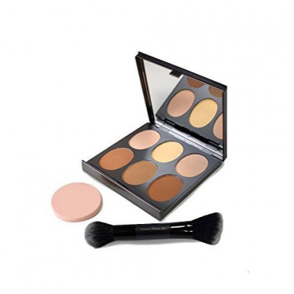 Magic Minerals Contour Makeup Palette - Complete Contour Kit by Jerome Alexander