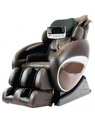 Osaki OS4000TB Model OS-4000T Zero Gravity Massage Chair, Brown, Computer Body Scan, Zero Gravity Design, Unique Foot roller, Next Generation Air Massage Technology, Arm Air Massagers, Auto Recline an