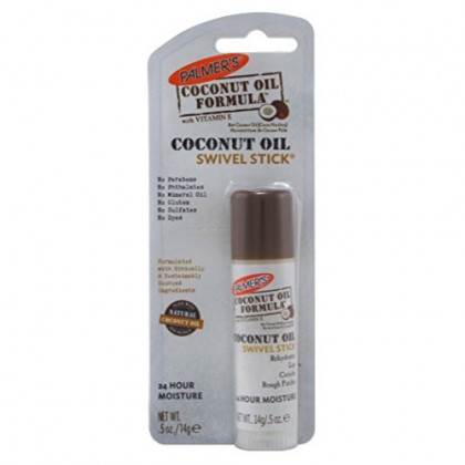 Palmers Coconut Oil Swivel Stick 0.14 Ounce (4ml) (3 Pack)