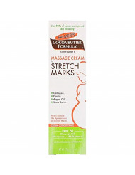 Palmer's Cocoa Butter Formula Massage Cream For Stretch Marks 4.40 oz (Pack of 8)