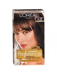 L'Oreal Superior Preference - 5A Medium Ash Brown (Cooler) 1 Each (Pack of 2)