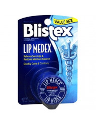 Lip Medex Size .38z Blistex Lip Medex .38oz