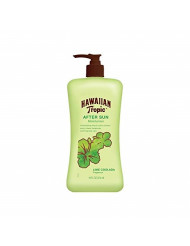 Hawaiian Tropic Lime Coolada After Sun Moisturizer 16 oz (Pack of 5)