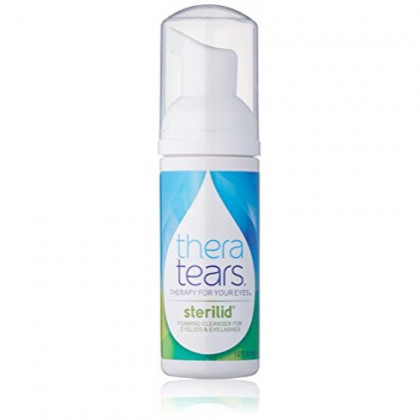 TheraTears SteriLid Eyelid Cleanser 1.62 oz (Pack of 2)