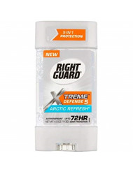 Rt Gd Xtm Gel Ap Artic Size 4z Right Guard Xtreme Clear Arctic Refresh Power Gel Antiperspirant Deodorant