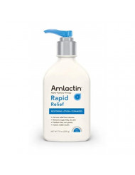 AMLACTIN Alpha-Hydroxy Ceramide Therapy Restoring Lotion, Fragrance Free 7.9 oz (Pack of 8)