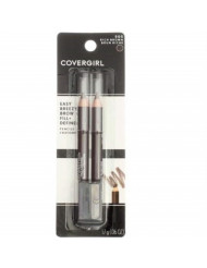 CoverGirl Easy Breezy Brow, Fill+Define Pencils [505] Rich Brown 2 ea ( Pack of 11)