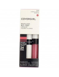 Cover Girl 01168 549alrosy Rosy Outlast Lipcolor