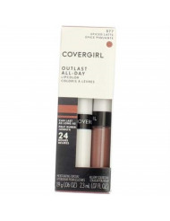 CoverGirl Outlast All Day Lipcolor, Spiced Latte [577] 1 ea (Pack of 3)