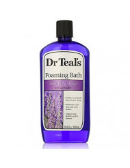 Dr Teal's Foaming Bath, Soothe & Sleep 34 oz (Pack of 3)