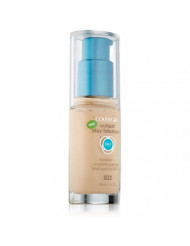 CoverGirl Outlast Stay Fabulous 3-in-1 Foundation, [832] Nude Beige 1 oz (Pack of 2)