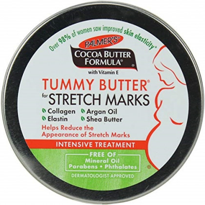 Palmers Cocoa Butter Tummy Butter for Stretch Marks (3-Pack) by Palmers