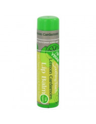 Soothing Touch Lemon Cardamom Vegan Lip Balm, 0.25 Ounce - 12 per case.