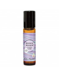 """Edens Garden Breathe In, Breathe Out""""OK For Kids"""" Essential Oil Synergy Blend, 100% Pure Therapeutic Grade (Child Safe 2+, Pre-Diluted & Ready To Use- Allergies & Congestion), 10 ml Roll-On"""