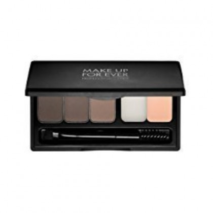 Make Up For Ever Pro Sculpting Brow Palette - # 1 (Harmony 1) 6.25g/0.19oz