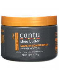 Cantu Shea Butter Men's Collection Leave in Conditioner, 13 oz.