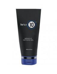 it's a 10 He's A Miracle Defining Gel 5 oz