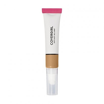 COVERGIRL Outlast All-Day Soft Touch Concealer Deep 860, .34 oz (packaging may vary)