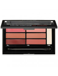 Maybelline New York Lip Studio Color Contour Lip Palette, Blushed Bombshell, 0.17 oz.