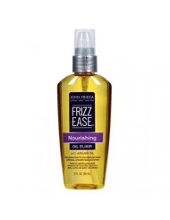 John Frieda Frizz-Ease Nourishing Oil Elixir 3 Ounce (88ml) (3 Pack)
