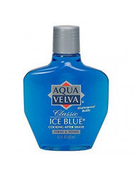 Aqua Velva Classic Ice Blue, Cooling After Shave - Buy Packs and SAVE (Pack of 2)