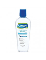 Cetaphil Gentle Waterproof Makeup Remover, 6.0 Fluid Ounce