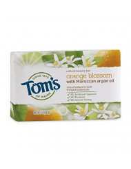 TOM'S OF MAINE Beauty Bar Orange Blossom, 1.2 Pounds