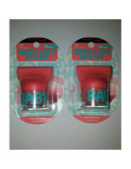 Maybelline Baby Lips Balm Ball PRETTY IN PEACH 70(Pack of 2)