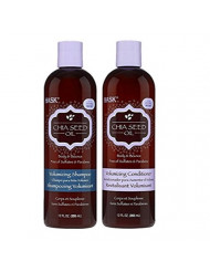 Hask Chia Seed Oil Shampoo and Conditioner 12oz