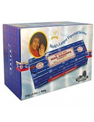 Sai Baba Nag Champa Incense 1,000 Gram (1,000g - 4 packs)
