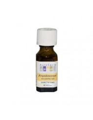 Aura Cacia, Frankincense, Sanctifying, .5 fl oz (15 ml) by Aura Cacia