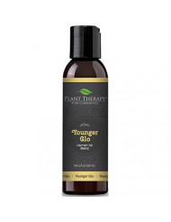 Plant Therapy Younger Glo Carrier Oil Blend 4 oz Base Oil for Aromatherapy, Essential Oil or Massage use