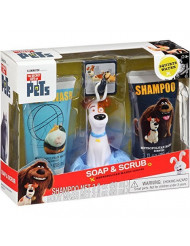 The Secret Life of Pets Soap and Scrub Gift Set by Illumination