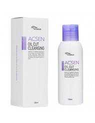 TROIAREUKE ACSEN Oil Cut Cleansing 4.05 Fluid Ounce - All in 1 Oil Free Facial Gel Type Cleanser for Acne-prone Skin