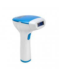 MLAY Permanent Hair Removal Device - Reliable Body Hair Removal System - Uses Intense Pulsed Light Technology for Permanent Hair Removal - Ideal for Men and Women