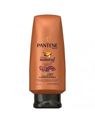 Pantene Pro-v Truly Natural Hair Curl Defining Conditioner, 17.7 Fl Oz, 1.58 Pound