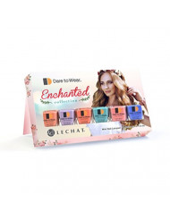 LECHAT Dare To Wear Enchanted Mini Set, 0.25 Ounce