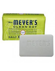 Mrs. Meyer's Mrs. Meyer's Bar Soap, Lemon Verbena, 5.3 Ounce