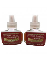 Yankee Candle Autumn Wreath ScentPlug Refill 2-Pack