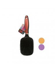 Paddle Hairbrush With Built-In Mirror - Pack of 8